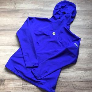 Marmot Nabu waterproof jacket, indigo, sz M